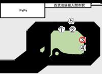 入間市駅3